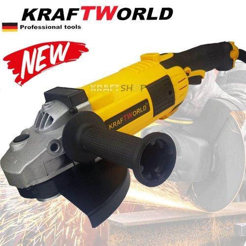 Немски голям ъглошлайф KraftWorld 2800W
