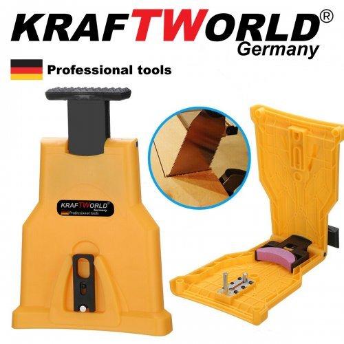 Немско Точило за верига на резачка KraftWorld / Машина за заточване на вериги