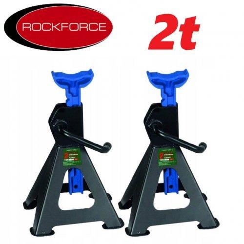 Комплект стойки за автомобил RockForce до 2 тона - 276мм / 435мм