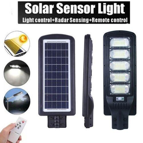 Улична соларна LED лампа 500W