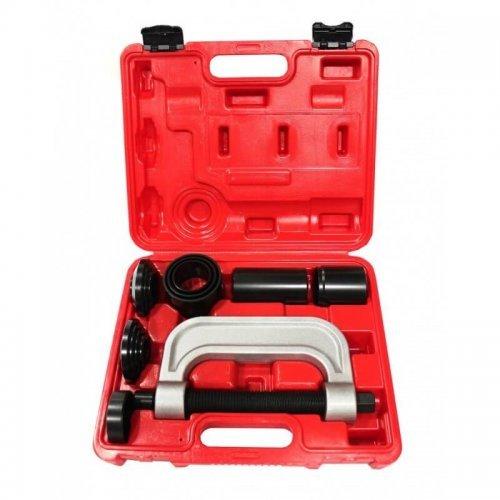 Скоба и втулки за демонтаж и монтаж за лагери и шарнири на Mercedes - комплект 10 ч. Partner