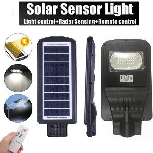 Улична соларна LED лампа 100W