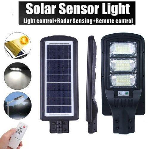 Улична соларна LED лампа 300W