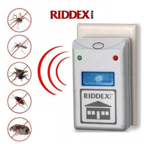 Уред против гризачи, хлебарки, мравки, паяци RIDDEX