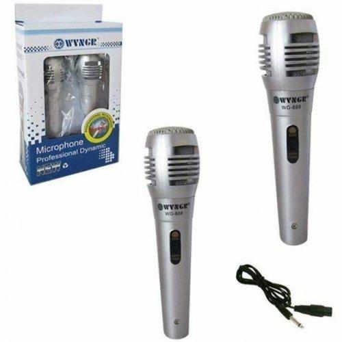 Професионални Динамични Микрофони 2бр WVNGR 888
