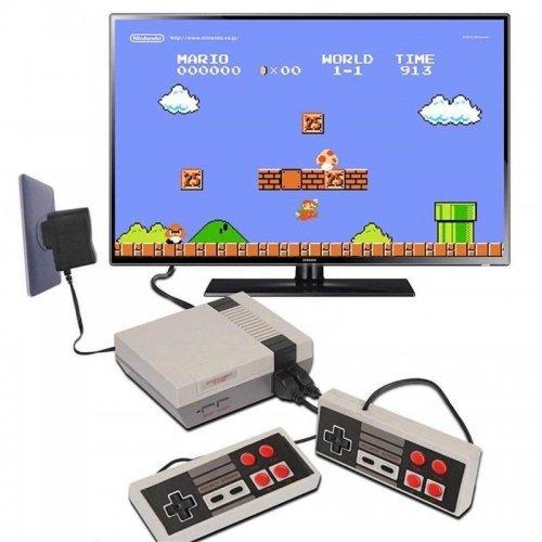 Телевизионна Игра С 620 Вградени Класически Игри