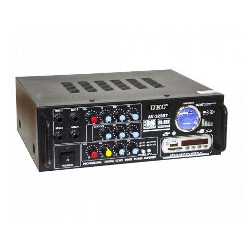 Усилвател 120W UKC 325 BT с Bluetooth