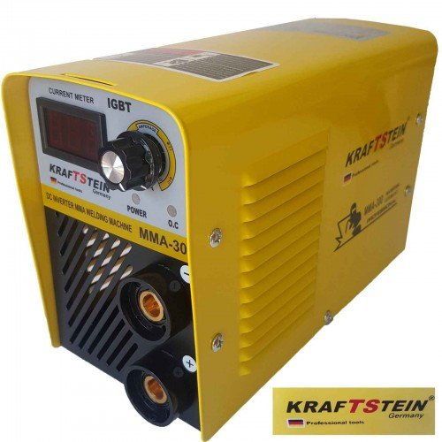 Инверторен Електрожен KraftStein 300А - Електрожени