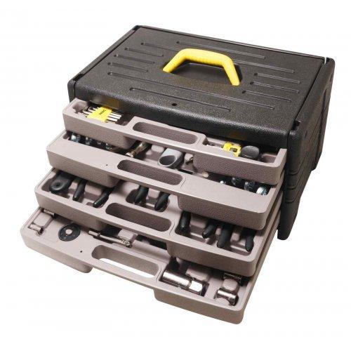 WMC Куфар с инструменти – 135 части - Комплекти в куфар