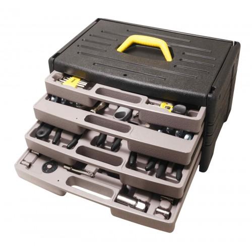 WMC Куфар с инструменти – 135 части
