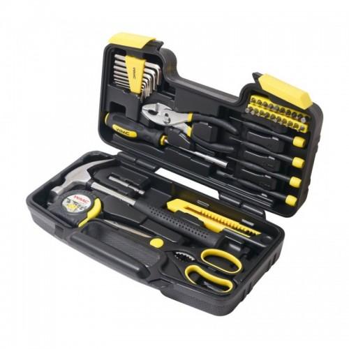 Куфар с инструменти 40 части WMC