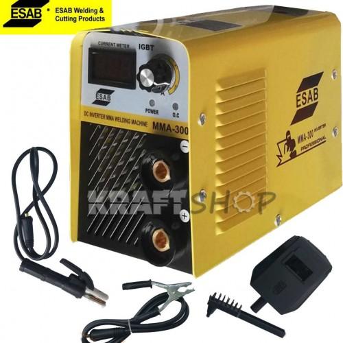 Инверторен Електрожен ESAB 300A
