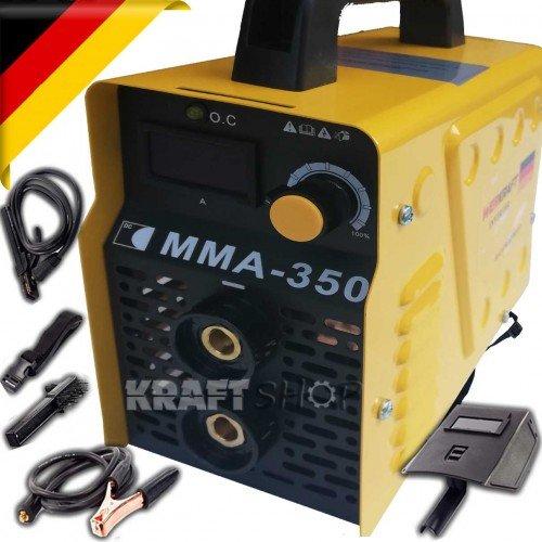 Инверторен Електрожен WerKraft 350А