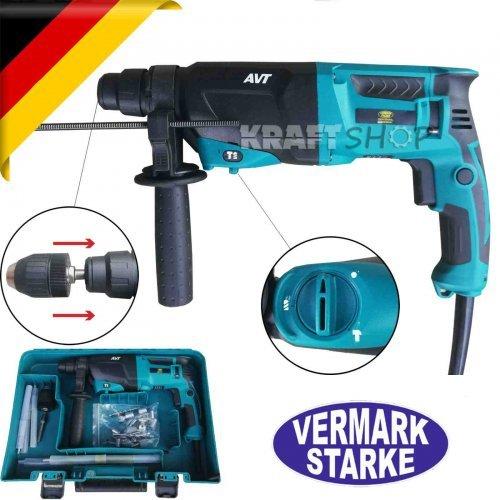 Немски перфоратор Vermark Starke 1100W - пробивна бормашина къртач
