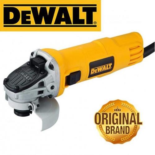 Ъглошлайф Dewalt 720W 125mm с регулация на оборотите
