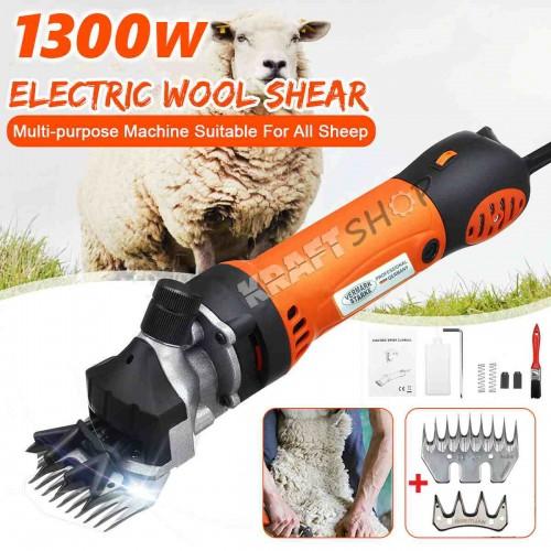 Немска Машина за подстригване на овце Vermark Starke 1300W
