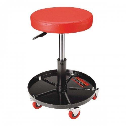 Автомонтьорски стол с поставка за инструменти