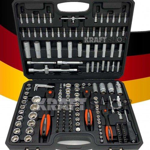Немски к-т инструменти 172ч Stahl Mayer Гедоре