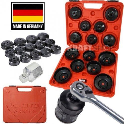 Комплект за маслени филтри 15 части - Немски