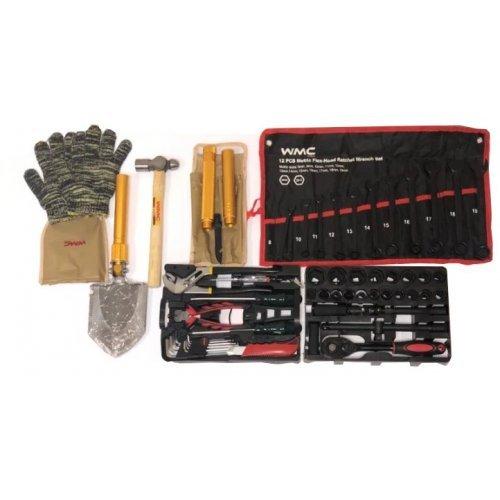 К-т инструменти 65 части WMC