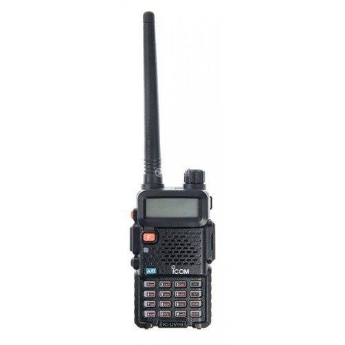 Професионална радиостанция Icom Ic-uv90 с изходна мощност 10w