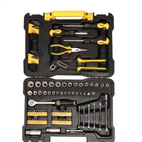 Куфар с инструменти 108 части WMC