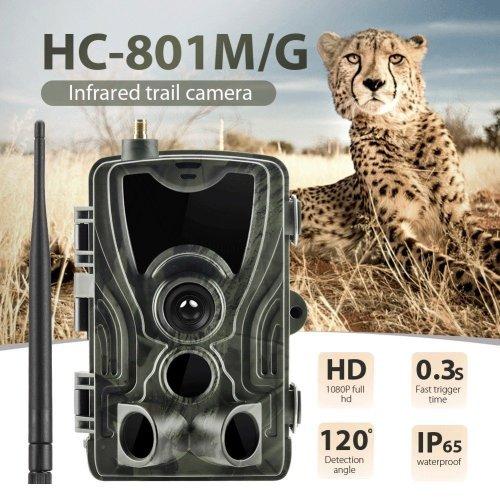 Ловна камуфлажна камера HC-801M 2G