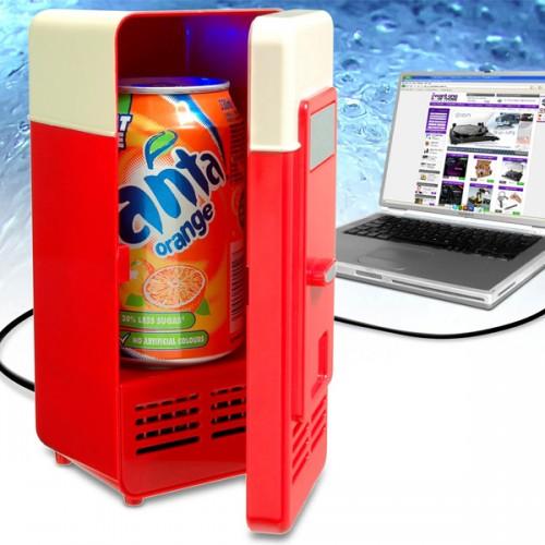 USB хладилник-отоплител - USB Fridge