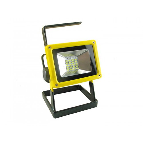 Преносим LED прожектор X-Balog TG-204 с акумулаторни батерии