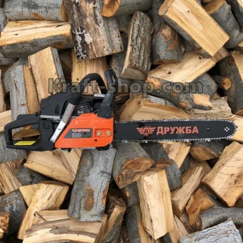Бензинова Резачка за дърва DR-02 ДРУЖБА 52 куб. 2.7 кв.