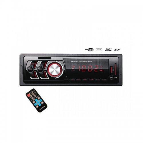 Авто аудио плеър 80040XPLD , FM, SD Memory, USB, Bluetooth, 4x35W , ПАДАЩ ПАНЕЛ