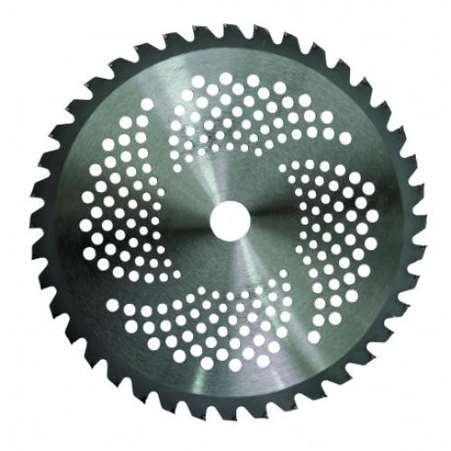 Циркулярен диск за моторен тример / 255 мм , 25 мм , 40 зъба /