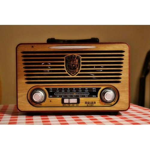 Ретро радио Meiler Bt-115