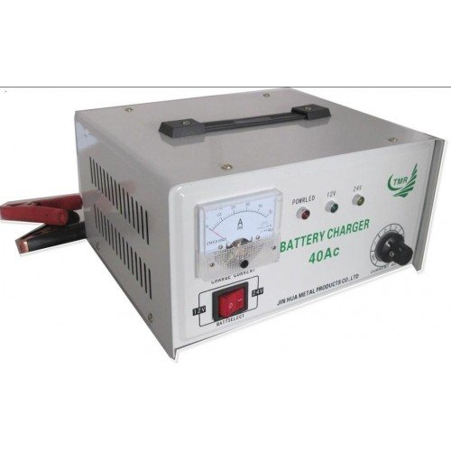 Зарядно устройство 12-24V 40A за акумулатор за кола / камион
