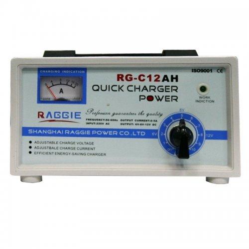 Зарядно за акумулатор Raggie 12А