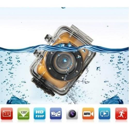 HD/DV Action CAMCORDER Водоустойчива екстремна камера