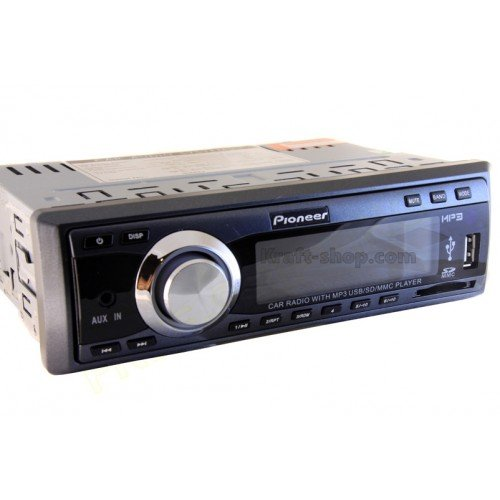 Аудио плеър за кола Pioneer 3000U, USB, SD, 4 x 50W