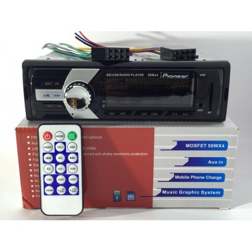 Авто Радио SONY плеър за кола USB SD AUX