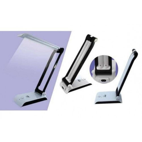Настолна сгъваема лампа с акумулатор и 40 светодиода