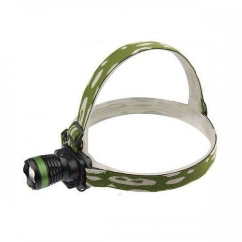 Челник / LED фенер за глава с акумулатор