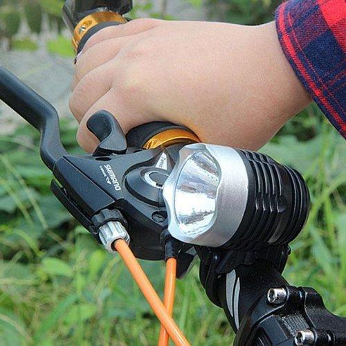 LED фенер за велосипед