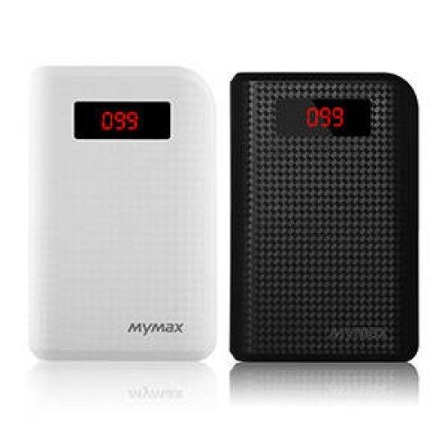 Преносима външна батерия за телефон 16000mah с 2 бр. USB изходи