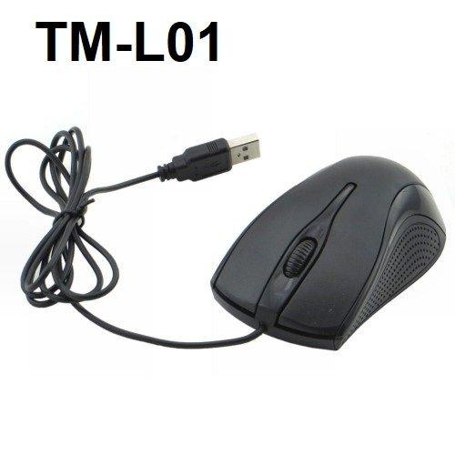 Жична Оптична мишка TM-L01