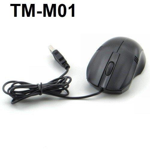 Жична Оптична мишка TM-M01