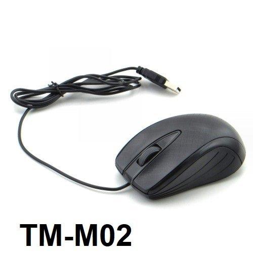 Жична Оптична мишка TM-M02