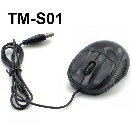 Жична Оптична мишка TM-S01