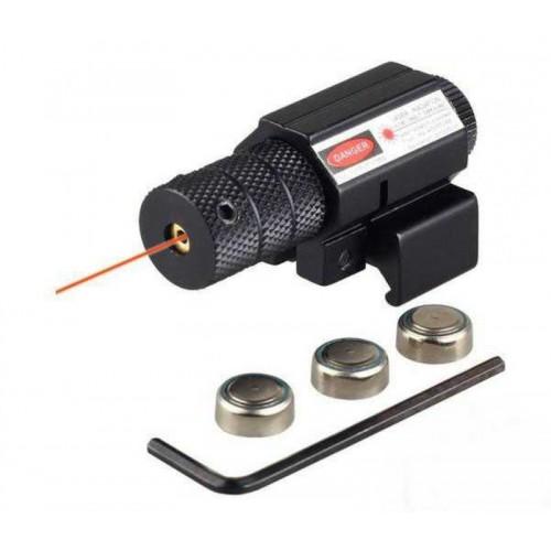 Червен лазерен прицел за оръжие LASER SIGHT