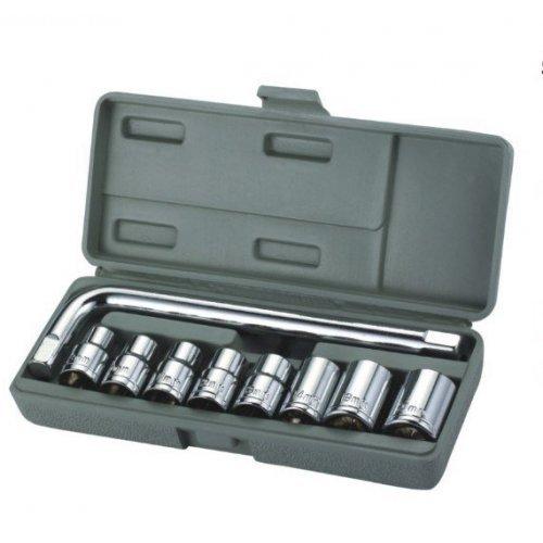 Комплект вложки с ключ 1/2, 9части , 8-19 мм