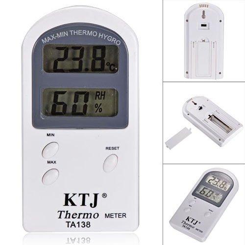 Термометър/влагомер TA 138