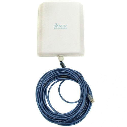 Супер мощна Wi-Fi антена за външен монтаж Simerst SM-N5000